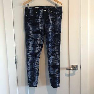 Gap Always skinny water effect jeans